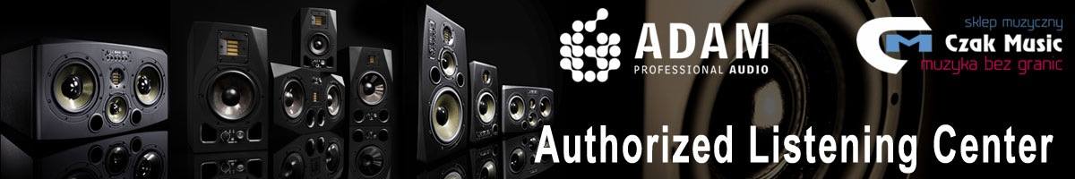 Adam Audio Authorized Listenig Center